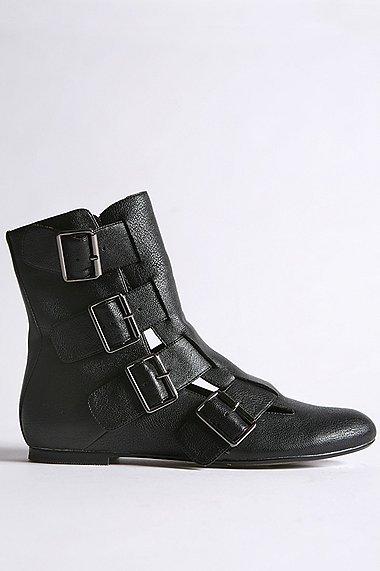 Jeffrey Campbell Multibuckle Boot