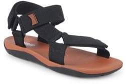 Camper Grip-Tape Strap Sandals