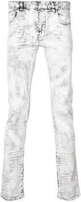 Faith Connexion slim bleached jeans