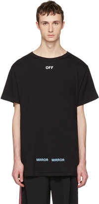 Off-White Black Care 'Off' T-Shirt $305 thestylecure.com