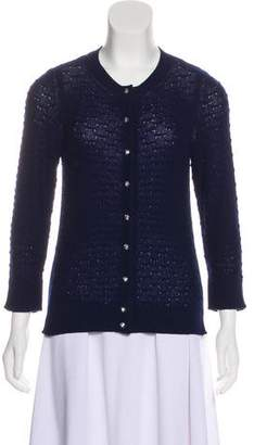 Marc Jacobs Cashmere Knit Cardigan