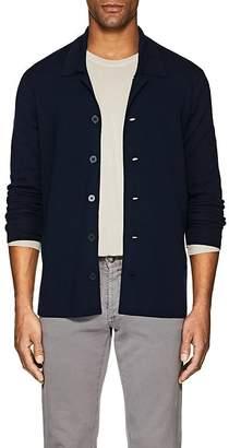 P. Johnson Men's Merino Wool Cardigan
