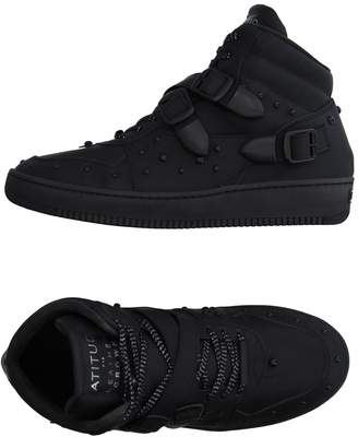 Leather Crown High-tops & sneakers - Item 11382278