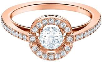 Swarovski Sparkling Dance Cubic Zirconia Ring