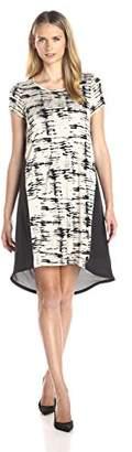 Kensie Women's Broken Stripes Dress $15.97 thestylecure.com