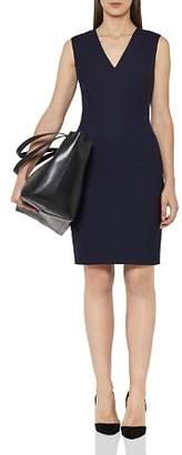 Reiss Faulkner Tailored Sheath Dress