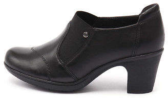 Bea Yuk Mui New Planet Black Womens Shoes Casual Shoes Heeled