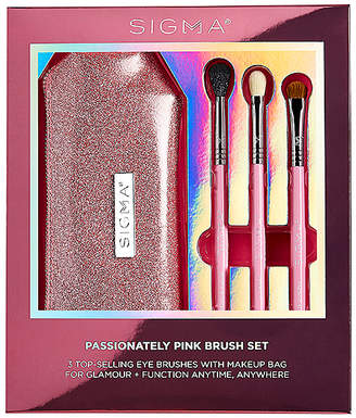Sigma Beauty Passionately Pink Brush Set