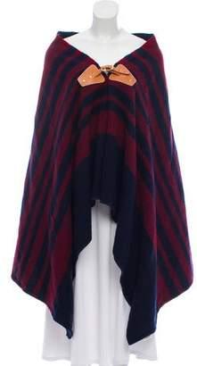 Woolrich Wool Belted Cape