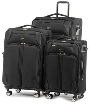 Celine Dion Three-Piece Soft Luggage Set