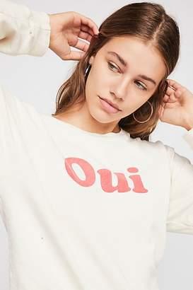 Original Retro Brand Oui Pullover