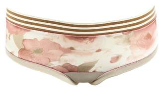 Velvet by Graham & Spencer PALOMA PANTY IN LOVIE PRINT by XIRENA