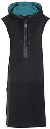 Diesel D-Kyli Cotton Midi Dress