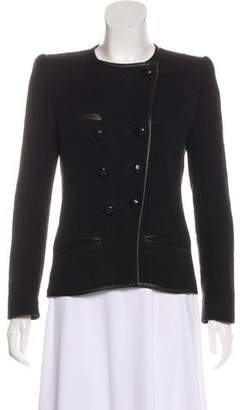 Isabel Marant Structured Double-Breasted Blazer