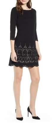 Bailey 44 Fondant Ponte Knit Dress