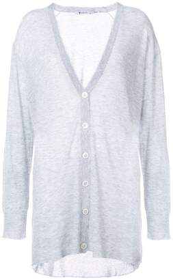 Alexander Wang oversized V-neck cardigan