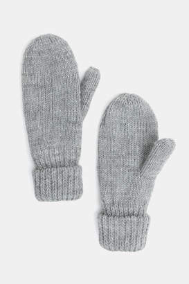 Ardene Rib-Knit Mittens