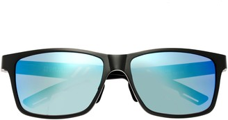 Breed Pyxis Polarized Titanium Sunglasses