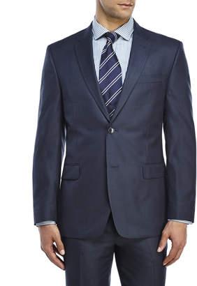 Tommy Hilfiger Blue Trim Fit Suit Jacket