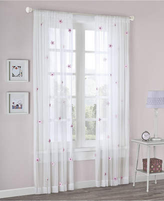 "Mi Zone Lily 52"" x 84"" Sheer Window Panel"