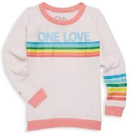 Chaser Girl's One Love Sweater