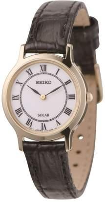 Seiko (セイコー) - voga inc. SEIKO Lady's Solar watch 4 SUP304(C)FDB