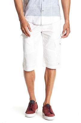 ProjekRaw Projek Raw Belted Shorts