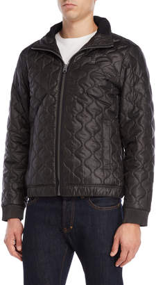 G Star Raw Quilted Lightweight Bomber