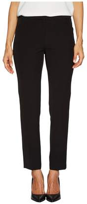 Vince Camuto Specialty Size Petite Milano Twill L-Pocket Pants Women's Casual Pants