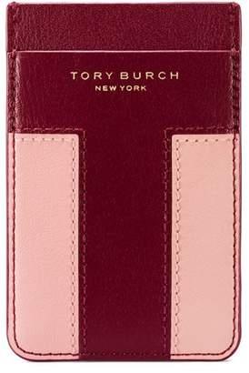 Tory Burch BLOCK-T TRAVEL PHONE CARD POCKET