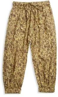 Zimmermann Kids Little Girl's& Girl's Primrose Harem Pants