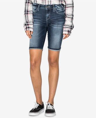 Silver Jeans Co. Suki Bermuda Shorts