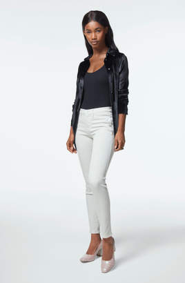 J Brand Zion Mid-Rise Super Skinny In Photo Ready Honesty
