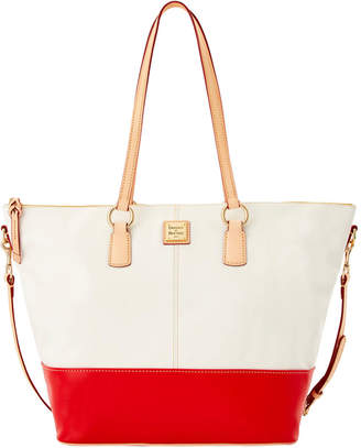 Dooney & Bourke Wexford Leather Becky Tote