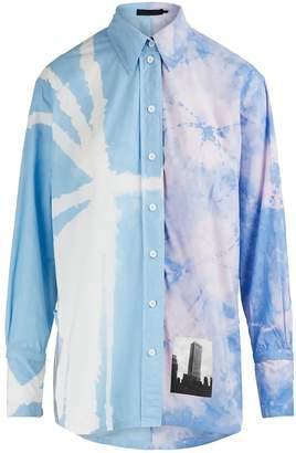 Proenza Schouler Tie-dye shirt