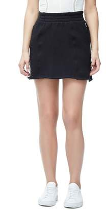Good American Seamed Miniskirt
