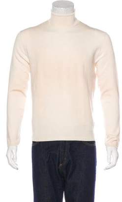 Gucci Silk Turtleneck Sweater