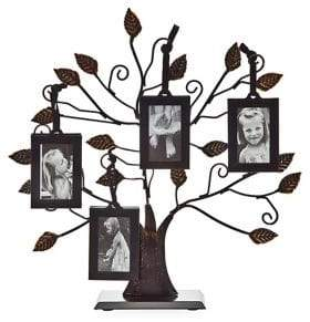 Philip Whitney Tree of Life Picture Frame Holder