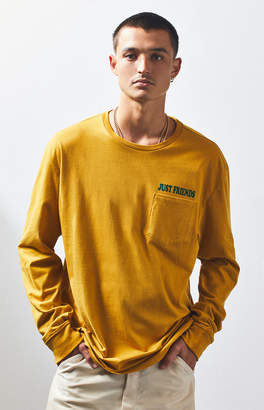 PacSun Friends Relaxed Long Sleeve T-Shirt
