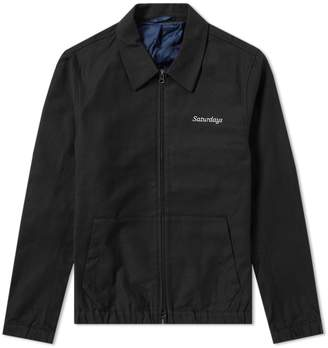 Saturdays NYC Workwear Harrison Jacket