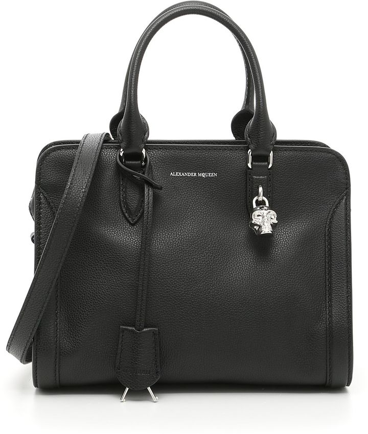 Alexander McQueen Small Padlock Zip Bag