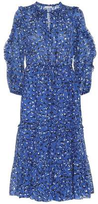 Ulla Johnson Fantine cotton and silk dress