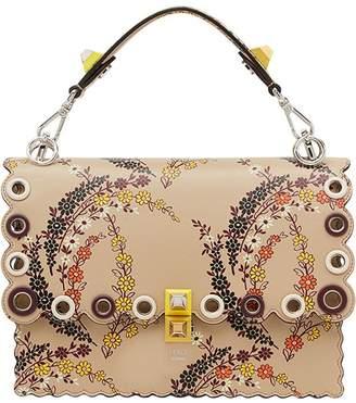 Fendi Kan I floral print shoulder bag