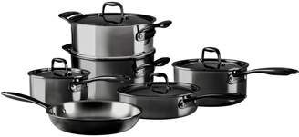 Zwilling Stainless Steel 10-Piece Cookware Set