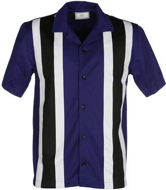 Ami Alexandre Mattiussi Ami Shirt Mc Stripes