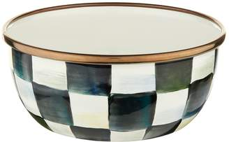 Mackenzie Childs Enamel Pinch Bowl