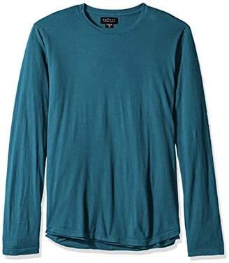 Velvet by Graham & Spencer Men's Charleston Double Layer Long Sleeve Shirt