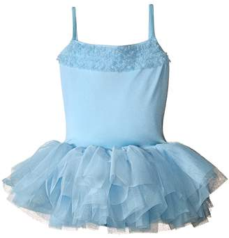 Bloch Camisole Tutu Dress with Ruffles Girl's Dress