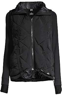 Alo Yoga Women's Cool Breaker Jacket