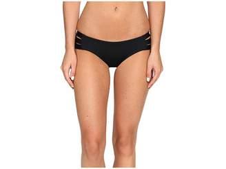 Vitamin A Swimwear Emelia Triple Strap Bottom